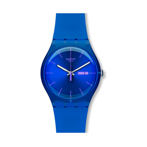 SWATCH Dark Blue Rebel