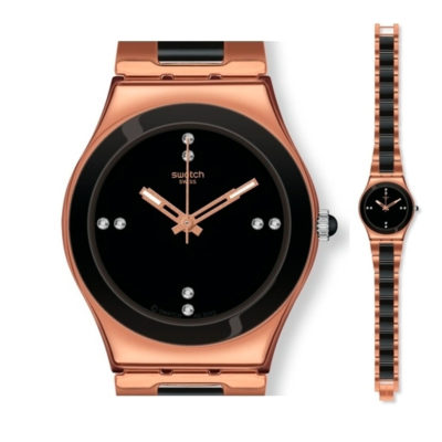 swatch irony rose pearl