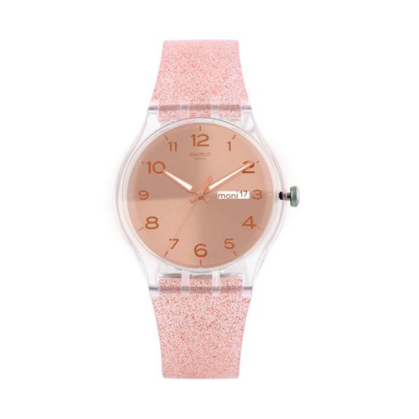 SWATCH Pink Glistar