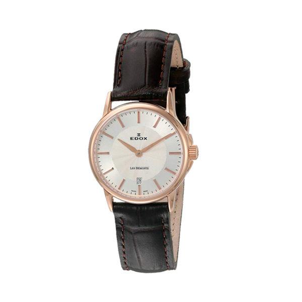 reloj edox ultra slim dama 5800137RAIR