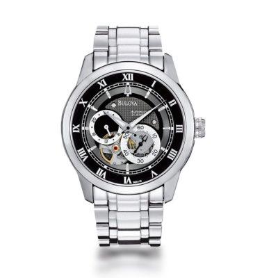 Reloj Bulova automatico 96A119