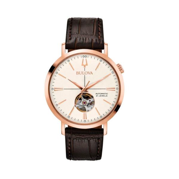 Reloj Bulova 97A136 Automatico