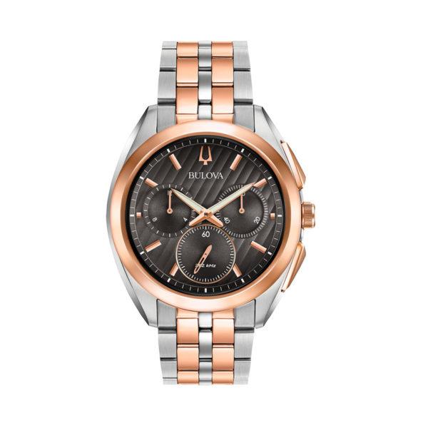 Reloj Bulova Curv 98A160