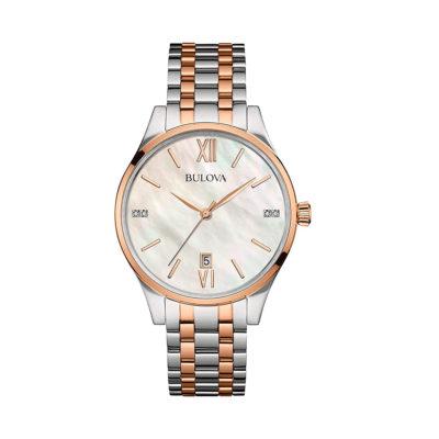 Reloj Bulova diamonds