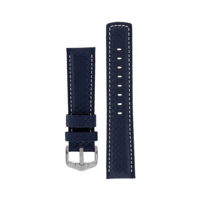 Hirsch carbon azul