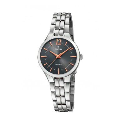 reloj festina mademoiselle acero dama F20216-2