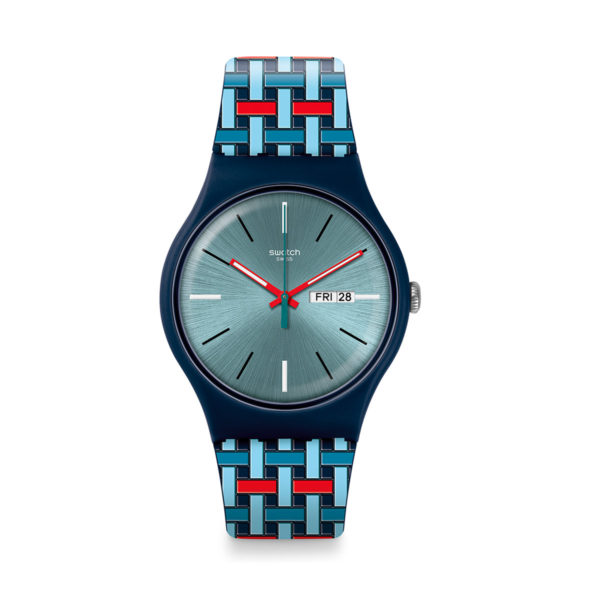 SWATCH Wovering