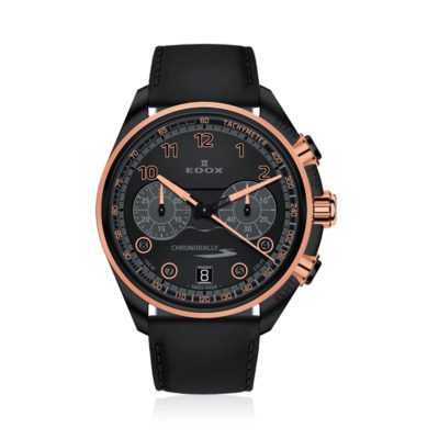 reloj hedor chronorally s negro 09503-37NRCN-NNR