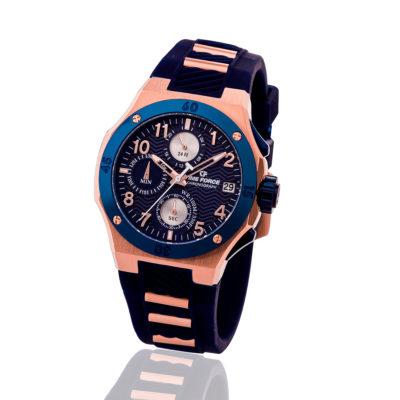 Reloj time force dama azul TF/A5016LRB-03