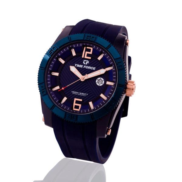 reloj para hombre time force azul TF/A5017MNB-03