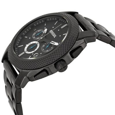 FOSSIL Machine Black