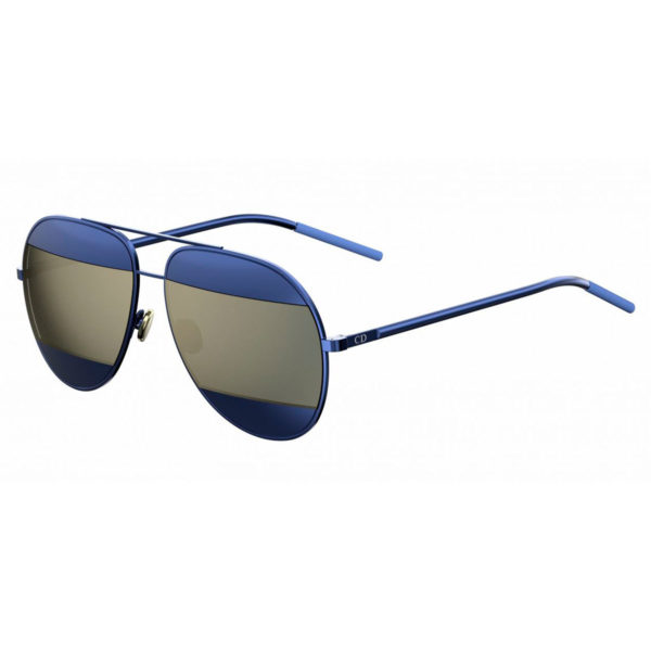 Gafas Dior Spli1 azul 230615QAO59UE
