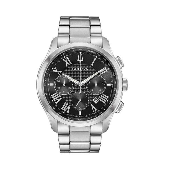 Reloj Bulova 96B288 acero cronografo