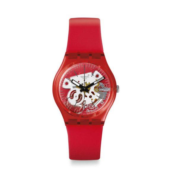 Swatch rosso bianco