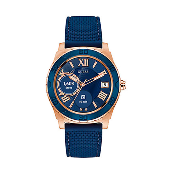 GUESS Connect Smartwatch Blue