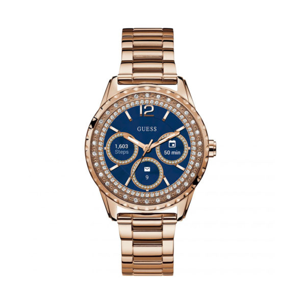 GUESS Connect Smartwatch Rose