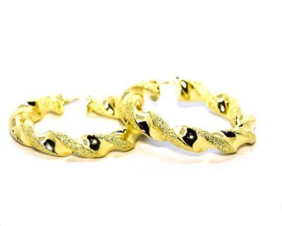 CANDONGAS  Oro  Amarillo Caramelo