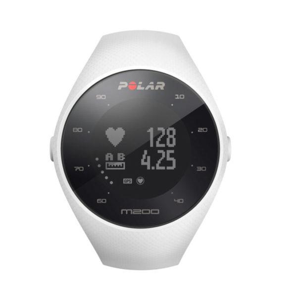 reloj polar m200 blanco