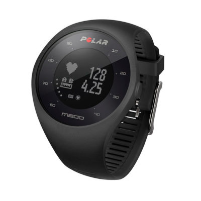 reloj polar m200 negro