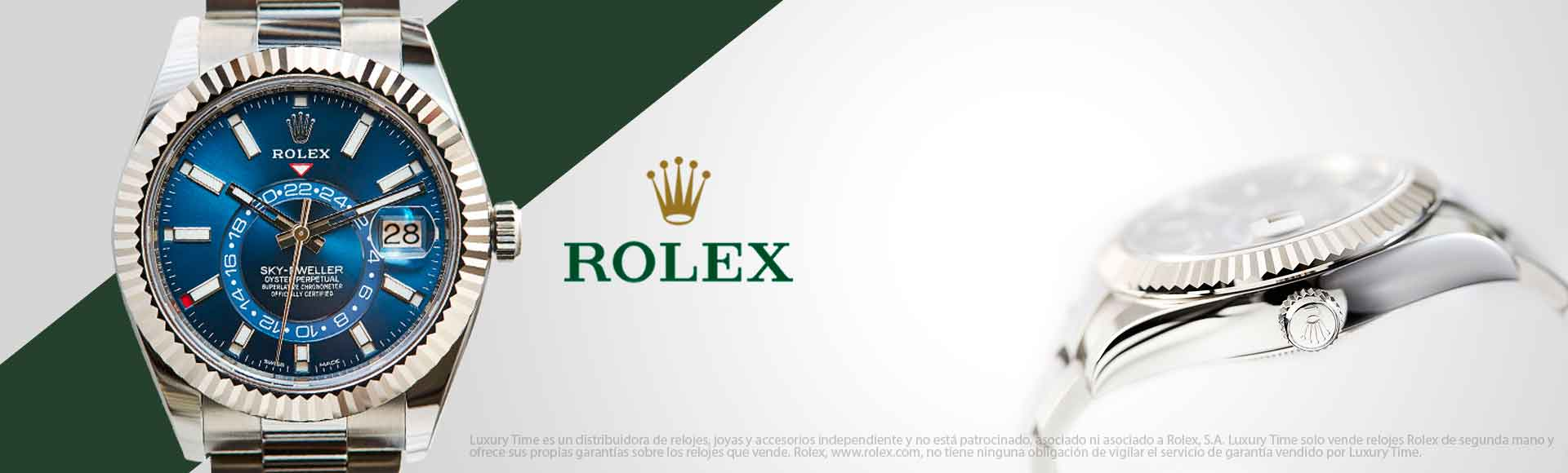 Rolex Luxury Time