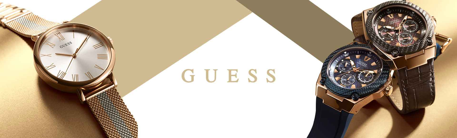 guess luxury time