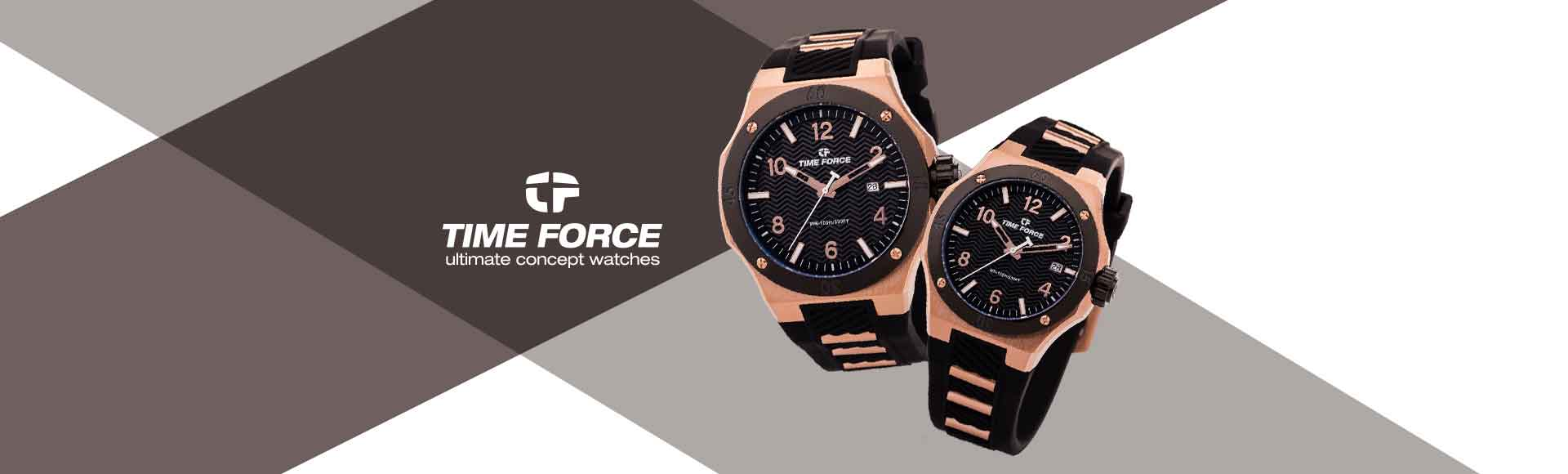 Luxury Time Time Force