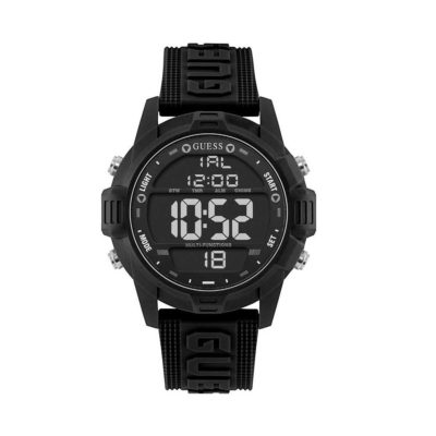 guess charge negro digital