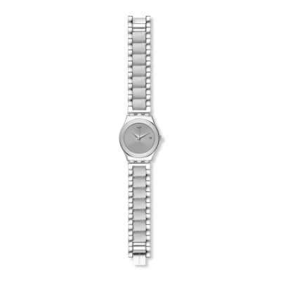 swatch classy silver