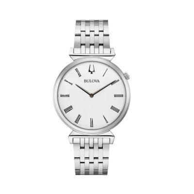 reloj Bulova en acero