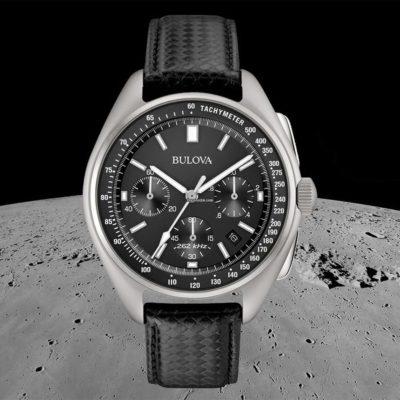 reloj Bulova luna