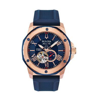 reloj bulova marine star