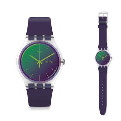 swatch polapurple