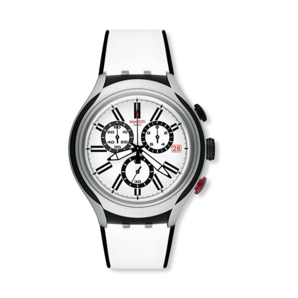 swatch black wheel