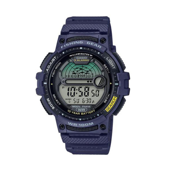 Casio fishing