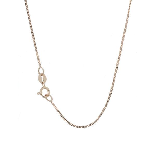 cadena oro rosado