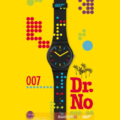swatch dr.no