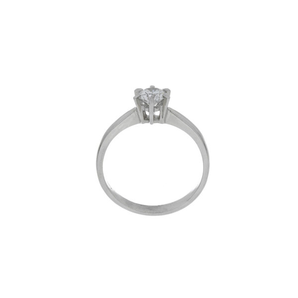 anillo platino