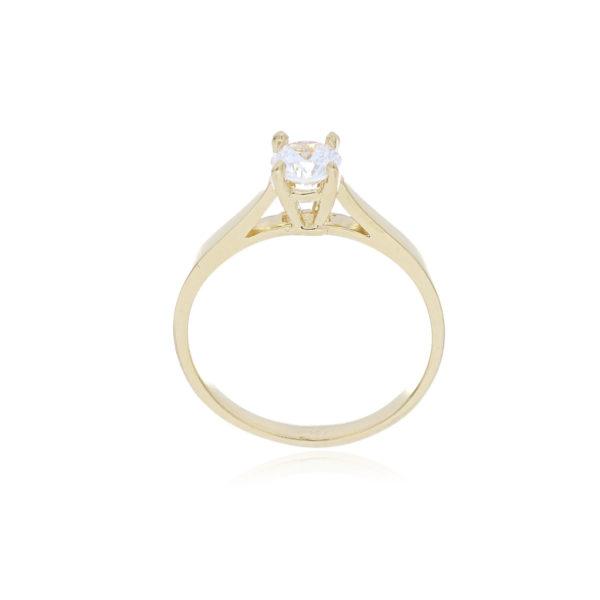 anillo oro