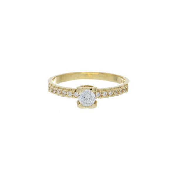 anillo oro amarillo matrimonio