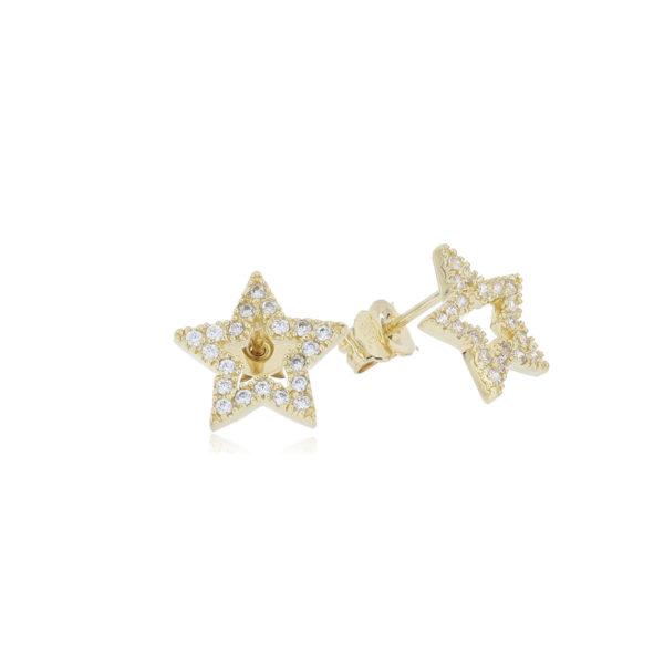 topo oro estrella