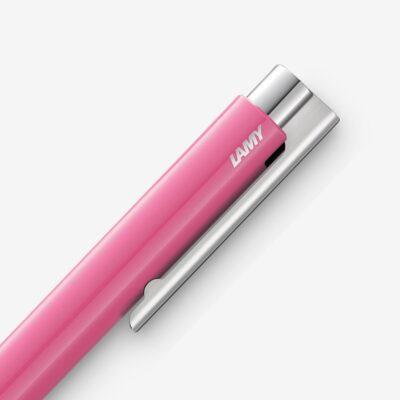 LAMY Logo M+ Rosa Brillante bolígrafo