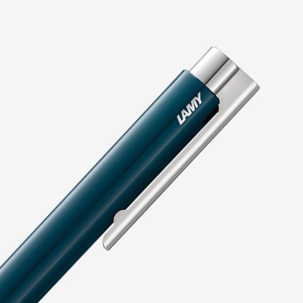 LAMY Logo M+ petrol brillante bolígrafo