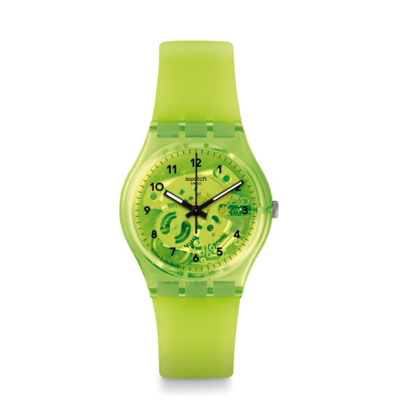 swatch lemon flavour
