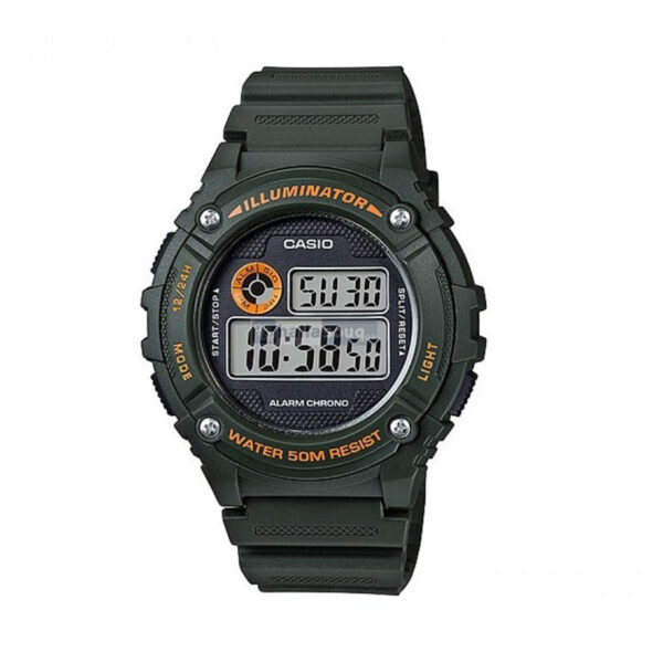 CASIO Collection  W-216H-3BVDF