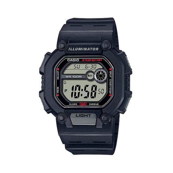 CASIO Collection  W-737H-1AVDF