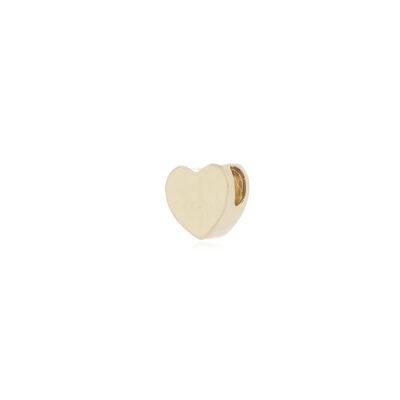DIJE Oro Amarillo Corazón