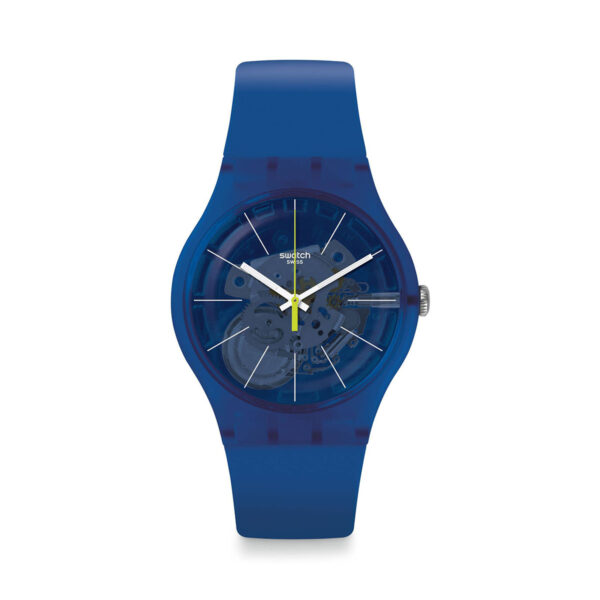 SWATCH Blue Sirup SUON142