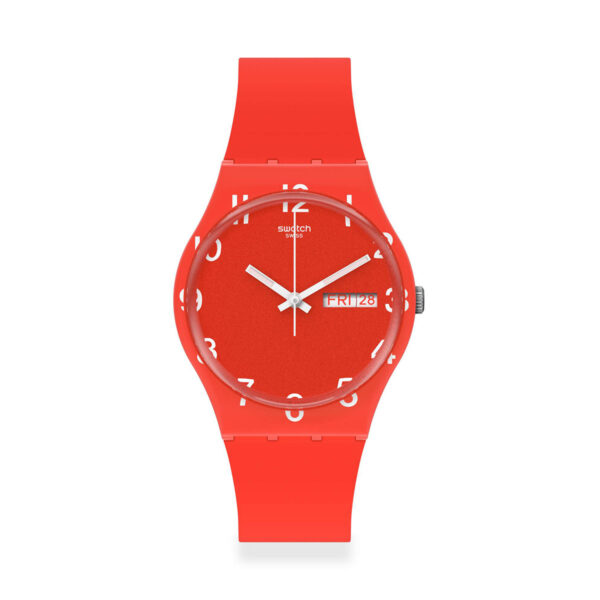 SWATCH Over Red GR713