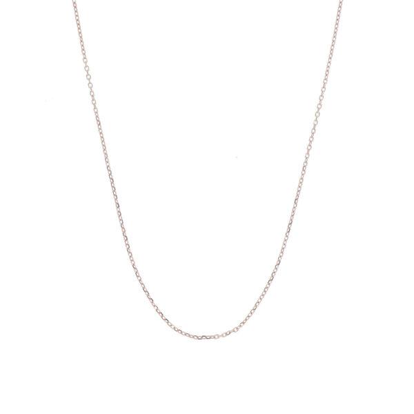 CADENA Oro Rosado 45cm