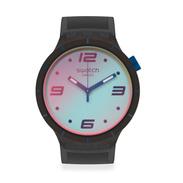 SWATCH Futuristic Grey SO27B121